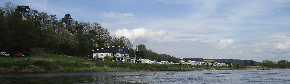 Bootshaus Beverungen Weser