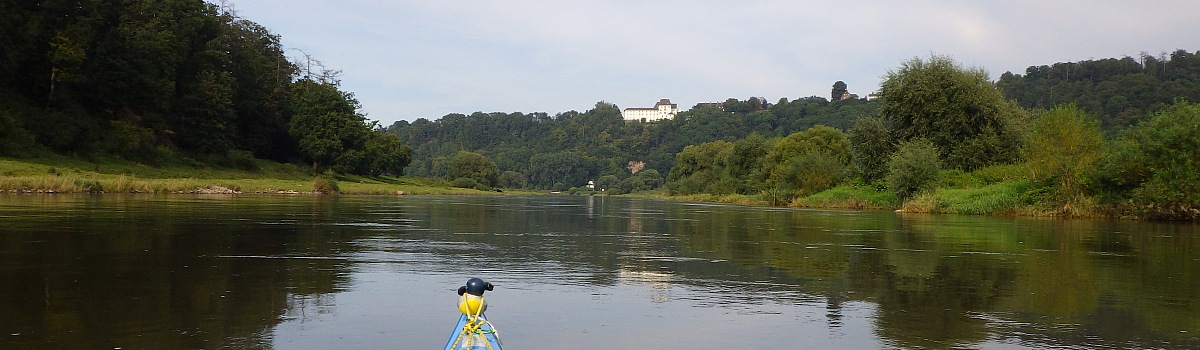 Schloss Fürstenberg, Weser
